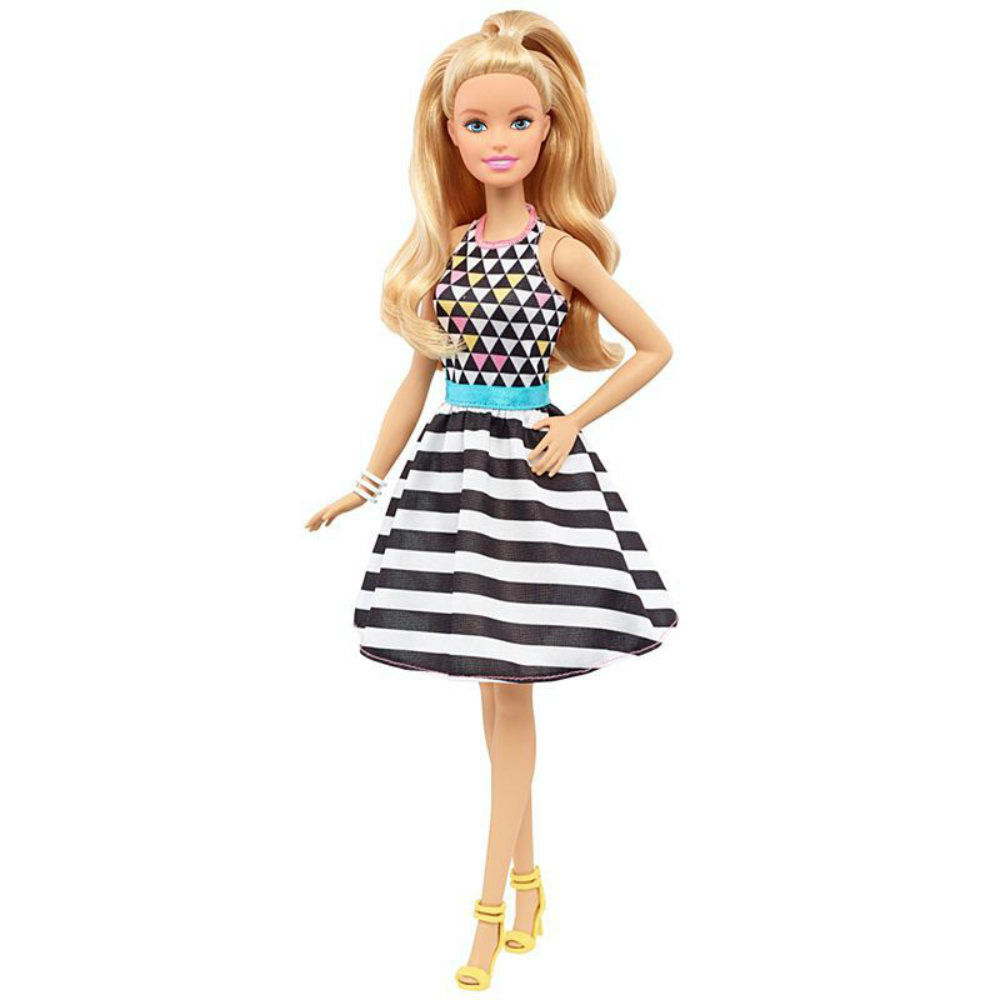 Barbie Doll Png Black And White Hdpng.com 1000 - Barbie Doll Black And White, Transparent background PNG HD thumbnail