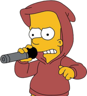 Bart Gangster Psd4202.png - Bart Simpson, Transparent background PNG HD thumbnail
