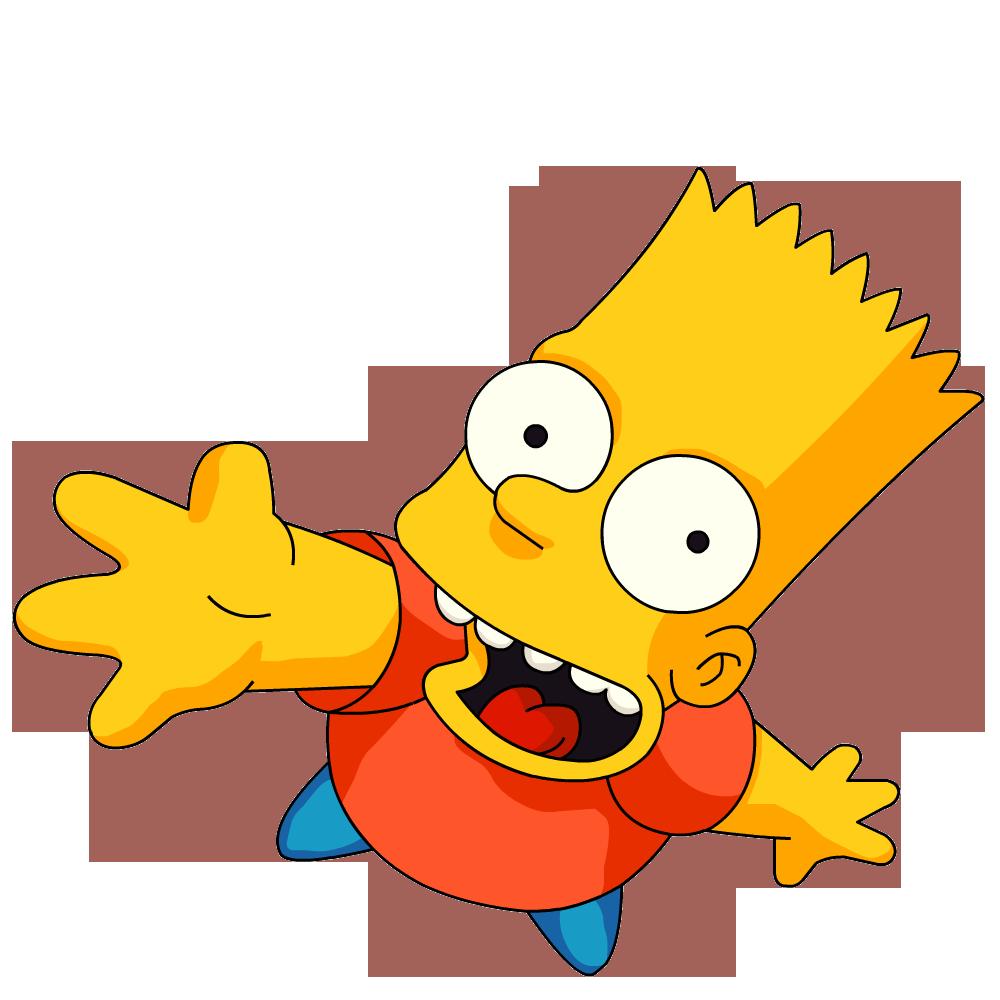 Bart Simpson Png - Bart Simpson, Transparent background PNG HD thumbnail