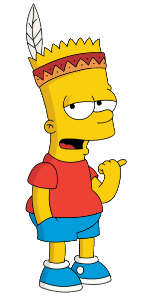 Bart Simpson Png Image #39279 - Bart Simpson, Transparent background PNG HD thumbnail