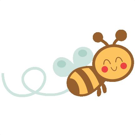 Bee Cute PNG