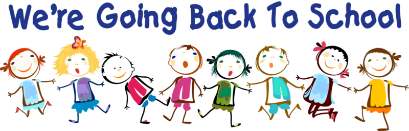 Happy New School Year - Beginning Of School Year, Transparent background PNG HD thumbnail