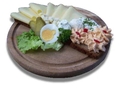 Belegtes Brot. Käsebrot - Belegtes Brot, Transparent background PNG HD thumbnail