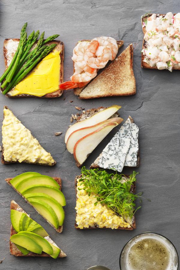 Favorit Der Wikinger: Rezept Für Belegte Brote - Belegtes Brot, Transparent background PNG HD thumbnail