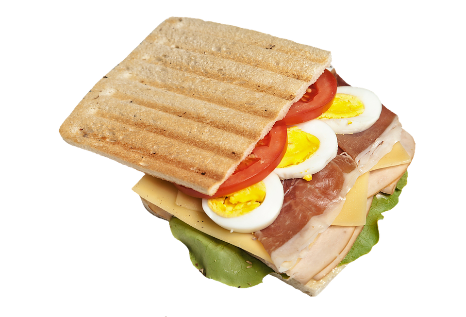 Sandwich Brot Belegtes Brot Snack Knäckebrot Eier - Belegtes Brot, Transparent background PNG HD thumbnail