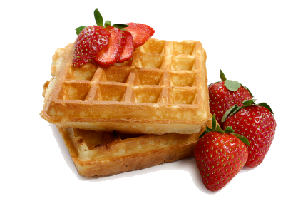 Hire A Belgian Waffle Cart For Your Event Throughout The Uk - Belgian Waffles, Transparent background PNG HD thumbnail