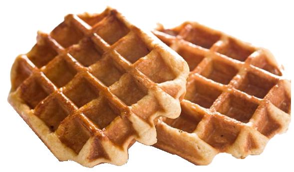 :: Liege Waffle Recipe :: - Belgian Waffles, Transparent background PNG HD thumbnail