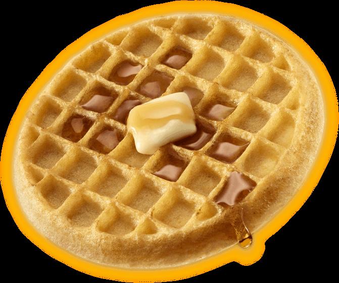 Waffle Brunch.png - Belgian Waffles, Transparent background PNG HD thumbnail