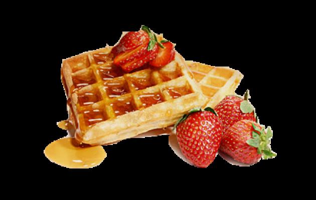 Waffle Irons For Fruit Waffles - Belgian Waffles, Transparent background PNG HD thumbnail