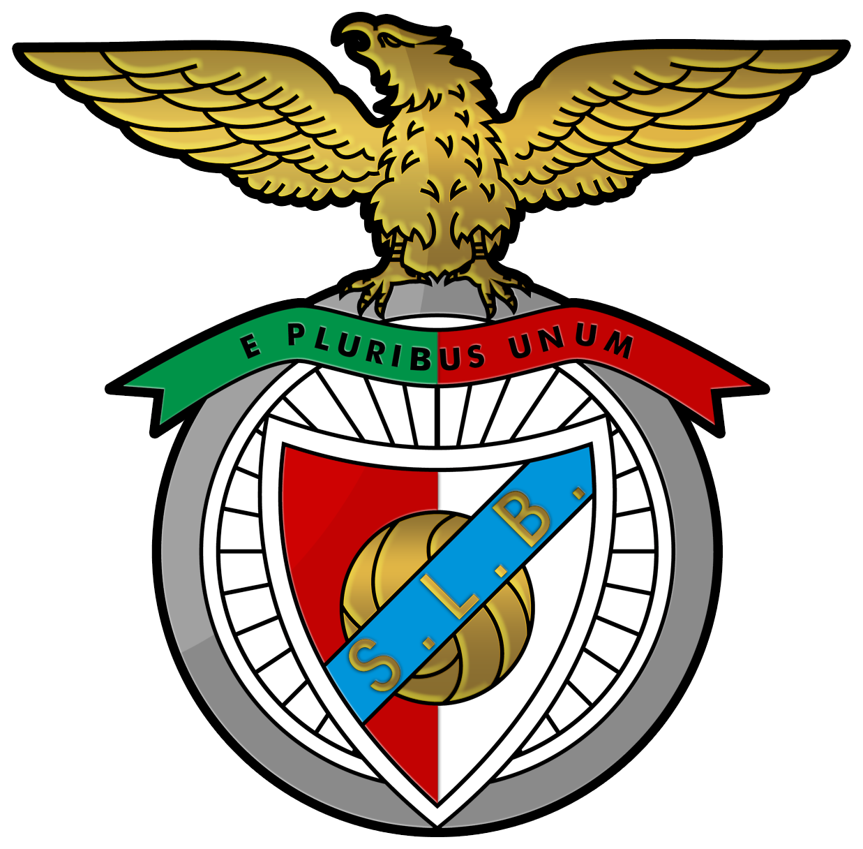 Sl Benfica By Mrmau On Deviantart - Benfica Fc, Transparent background PNG HD thumbnail