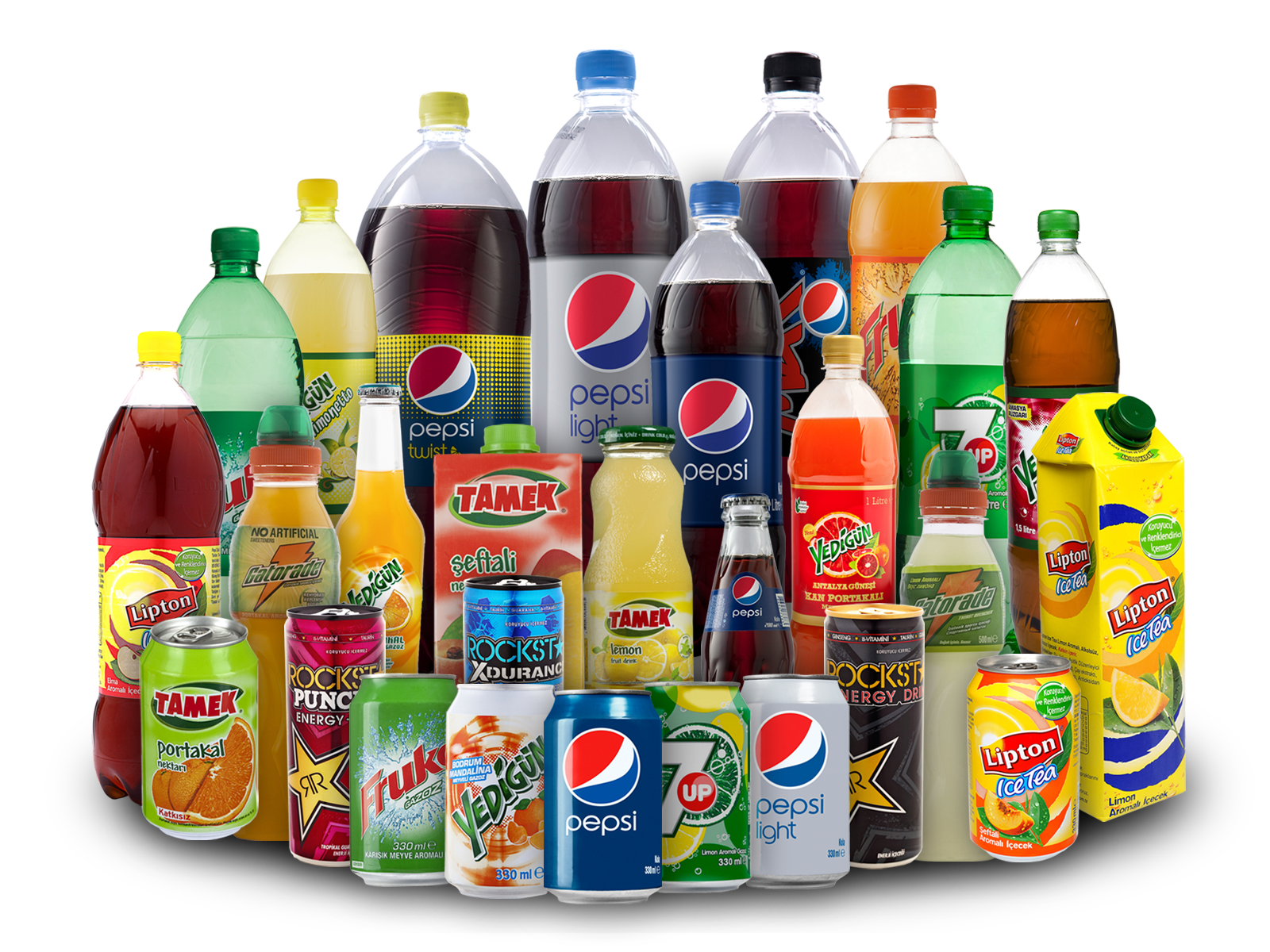 Pepsico Ailesi.png - Beverages, Transparent background PNG HD thumbnail
