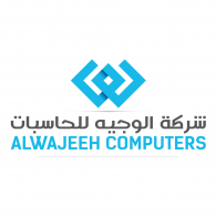 Logo Of Alwajeeh Computers U0026Amp; Electronic Systems - Bicester Computers Vector, Transparent background PNG HD thumbnail