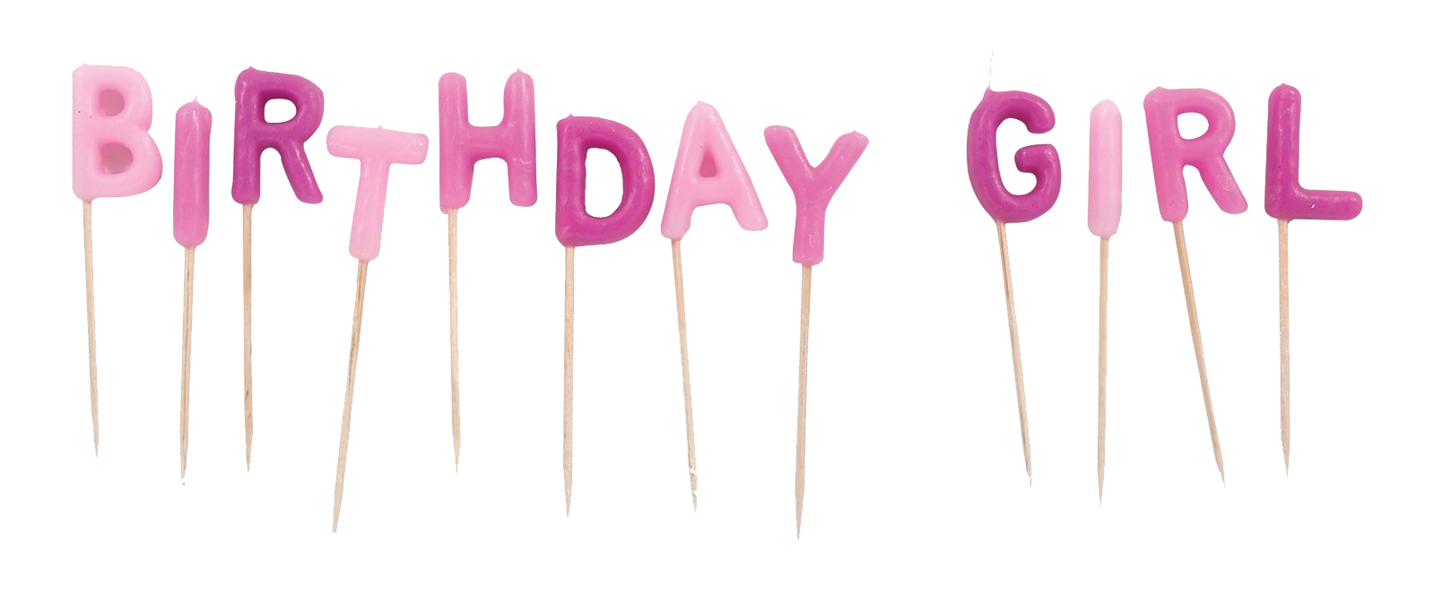 Birthday Candles Png Clipart Png Image - Birthday Candles, Transparent background PNG HD thumbnail