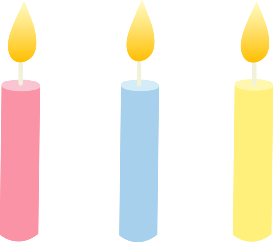 Birthday Candles Png Image #31050 - Birthday Candles, Transparent background PNG HD thumbnail