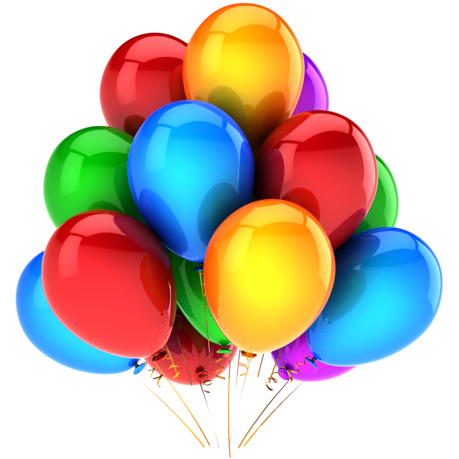 Birthday Free Transparent | Balloon Stock Png By Mysticmorning On Deviantart - Balloon, Transparent background PNG HD thumbnail