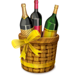 Birthday Wine Png - Download Png Ico Icns, Transparent background PNG HD thumbnail