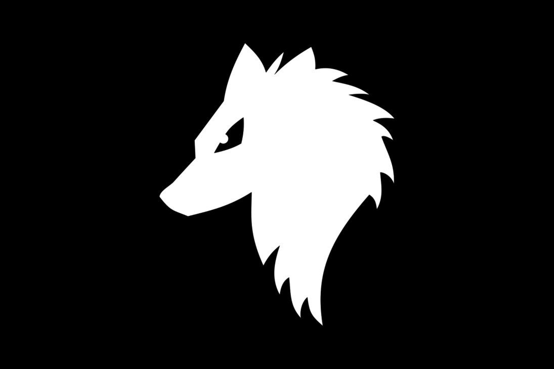 Imperium Of The White Wolf By Cyberphoenix001 Hdpng.com  - Black And White Wolf, Transparent background PNG HD thumbnail