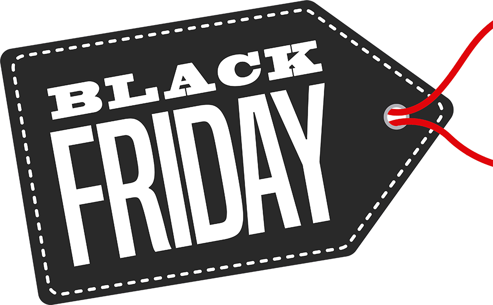 Black Friday PNG
