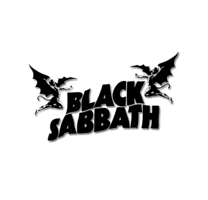 Black Sabbath - Black Sabbath, Transparent background PNG HD thumbnail