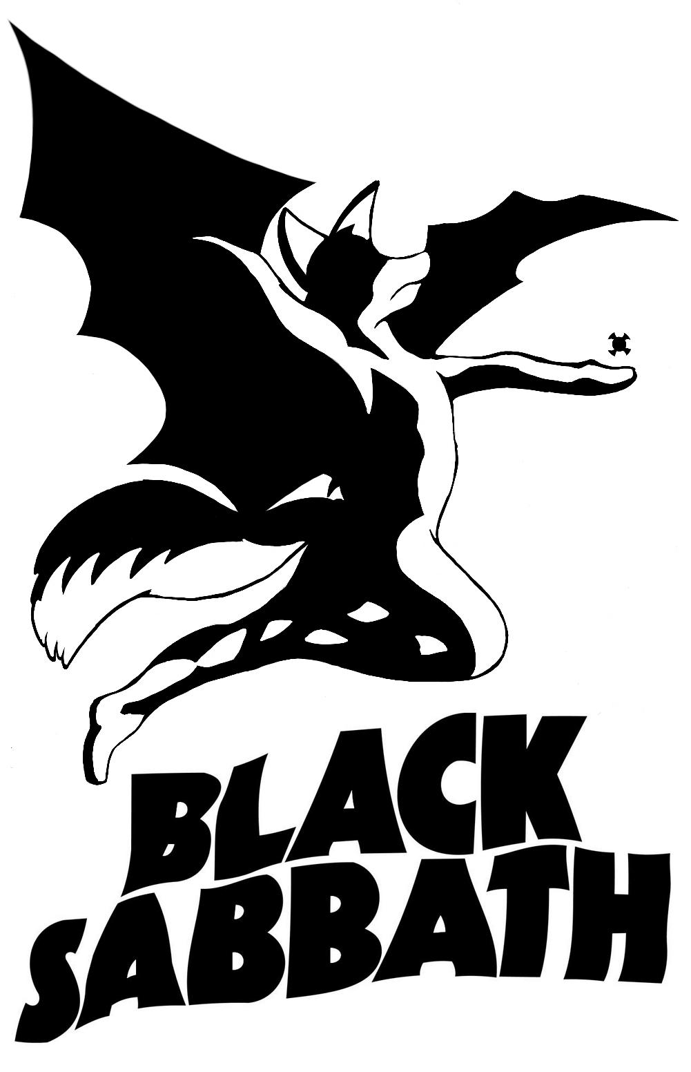 . Hdpng.com Black Sabbath Logo (Furry Version With Fox) By Goldyfox - Black Sabbath, Transparent background PNG HD thumbnail