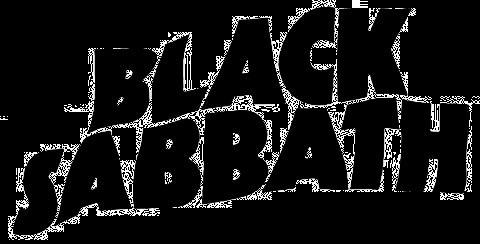 File:black Sabbath (Logo).png - Black Sabbath, Transparent background PNG HD thumbnail