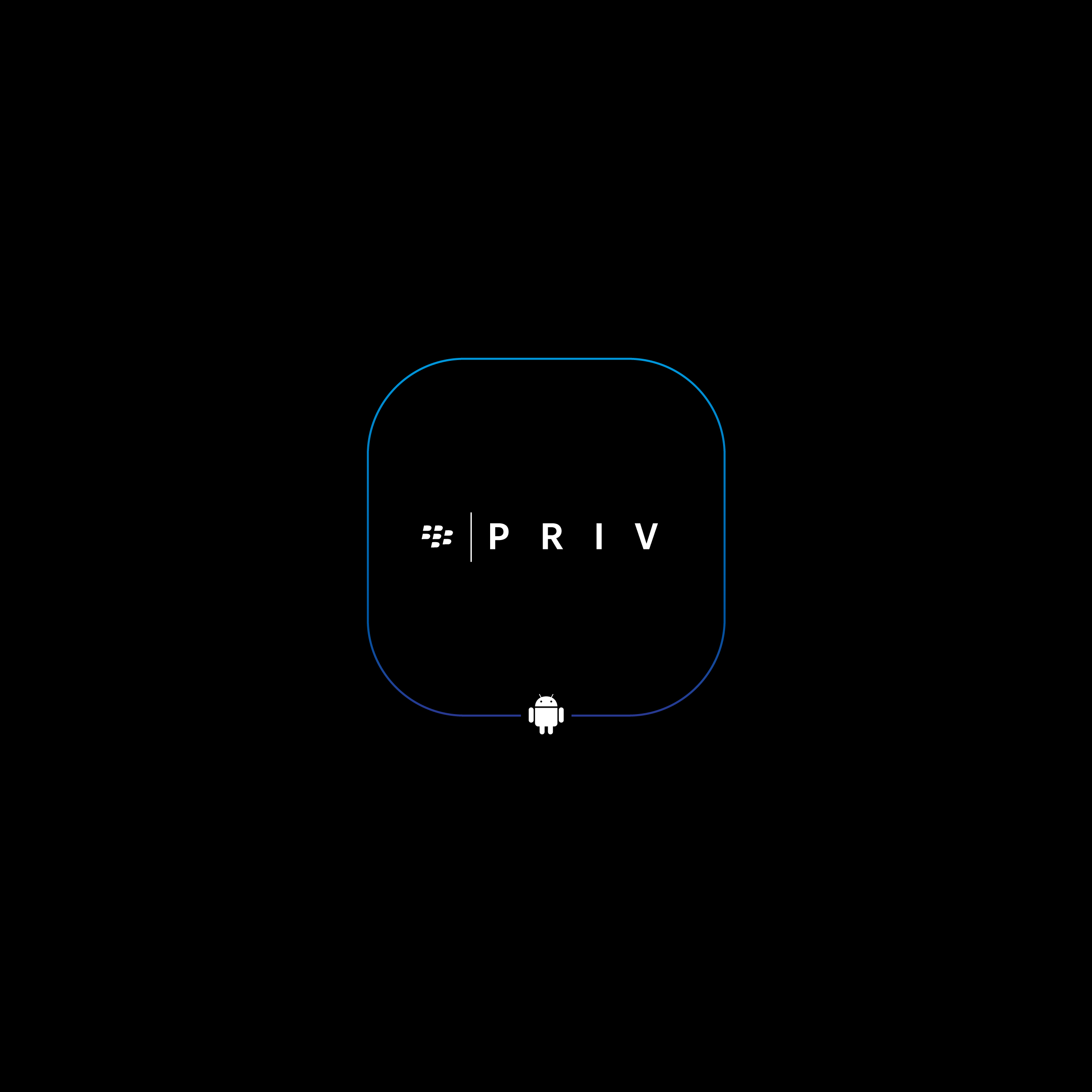 Privsquircle_2560X2560 - Blackberry Priv, Transparent background PNG HD thumbnail