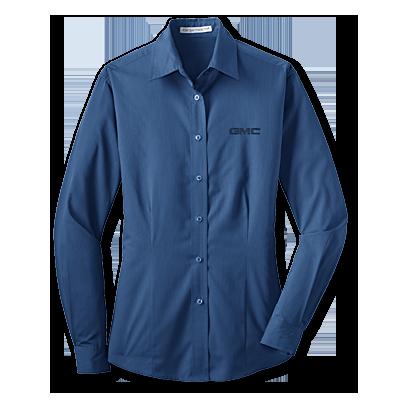 Blue Dress Shirt Png Image - Dress Shirt, Transparent background PNG HD thumbnail