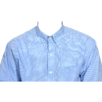 Blue Dress Shirt Png Image Png Image - Dress Shirt, Transparent background PNG HD thumbnail