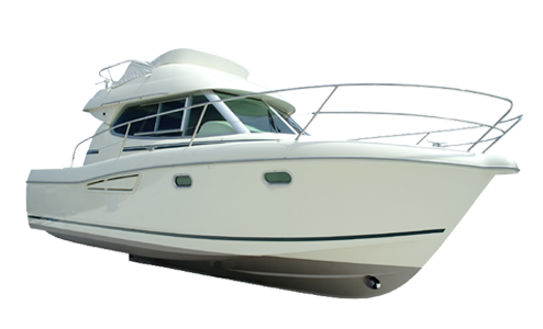 Boat Png Image - Yacht, Transparent background PNG HD thumbnail
