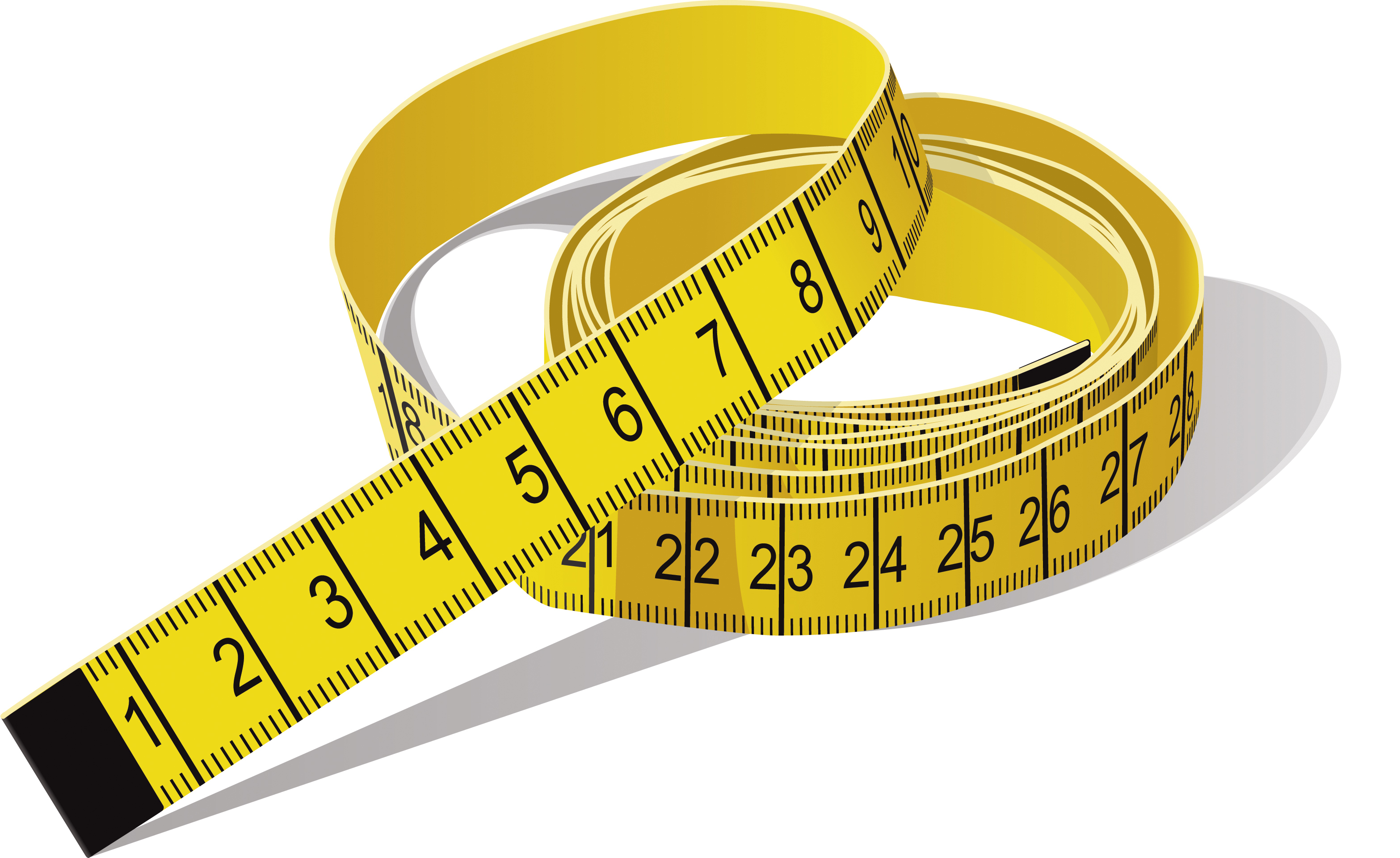 Body Tape Measure Png Hdpng.com 3133 - Body Tape Measure, Transparent background PNG HD thumbnail