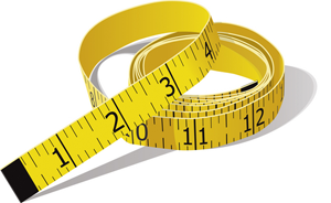 Canu0027T Make It To The Studio In Person? - Body Tape Measure, Transparent background PNG HD thumbnail