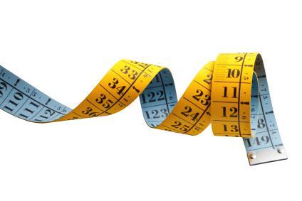 Waist Measurement - Body Tape Measure, Transparent background PNG HD thumbnail