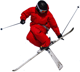 Book Now For Winter 2017/18 - Skiing, Transparent background PNG HD thumbnail