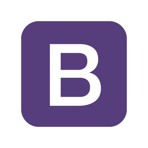 Bootstrap Logo Vector PNG