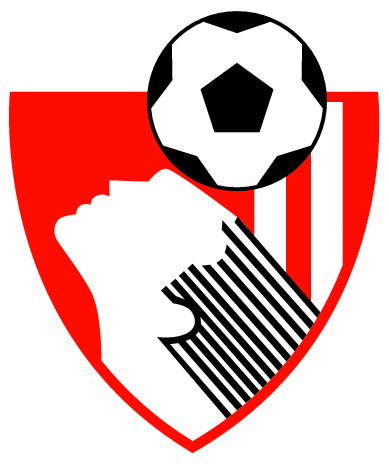 Bournemouth Afc   Bournemouth Fc Logo Vector Png - Bournemouth Fc Vector, Transparent background PNG HD thumbnail