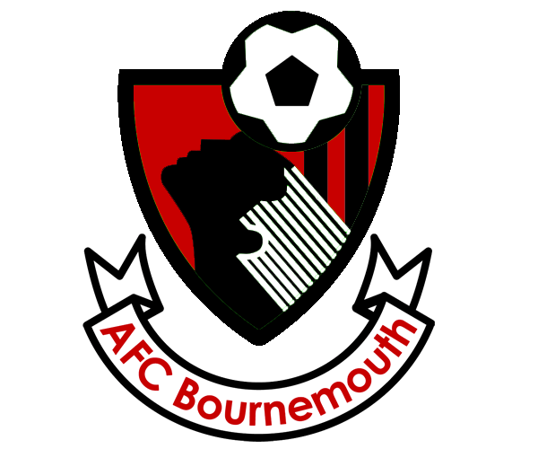 Logo Design # 6: Afc Bournemouth   Bournemouth Fc Logo Vector Png - Bournemouth Fc Vector, Transparent background PNG HD thumbnail