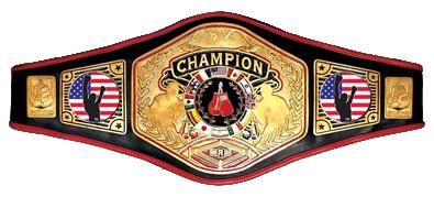 Boxing Belt PNG