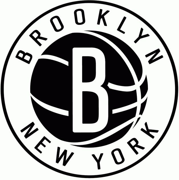 Brooklyn Nets Alternate Logo On Chris Creameru0027S Sports Logos Page   Sportslogos. A Virtual Museum Of Sports Logos, Uniforms And Historical Items. - Brooklyn Nets, Transparent background PNG HD thumbnail