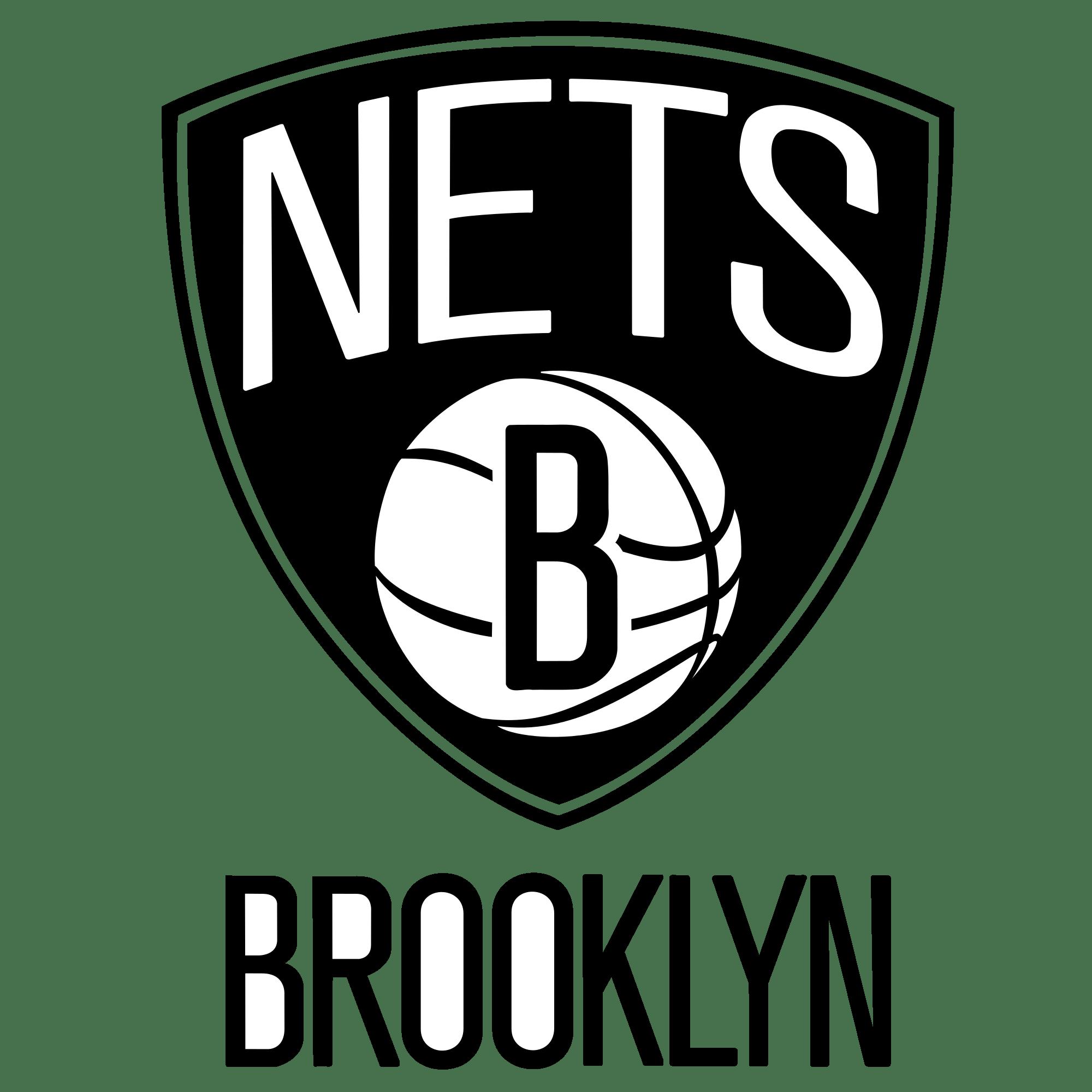 Brooklyn Nets Logo - Brooklyn Nets, Transparent background PNG HD thumbnail