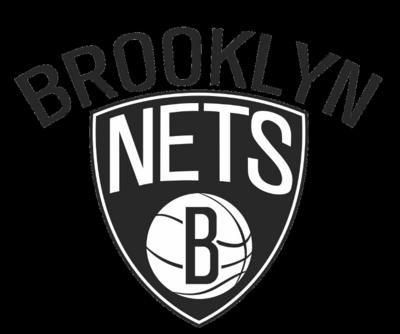 Brooklyn Nets Logo Clipart - Brooklyn Nets, Transparent background PNG HD thumbnail