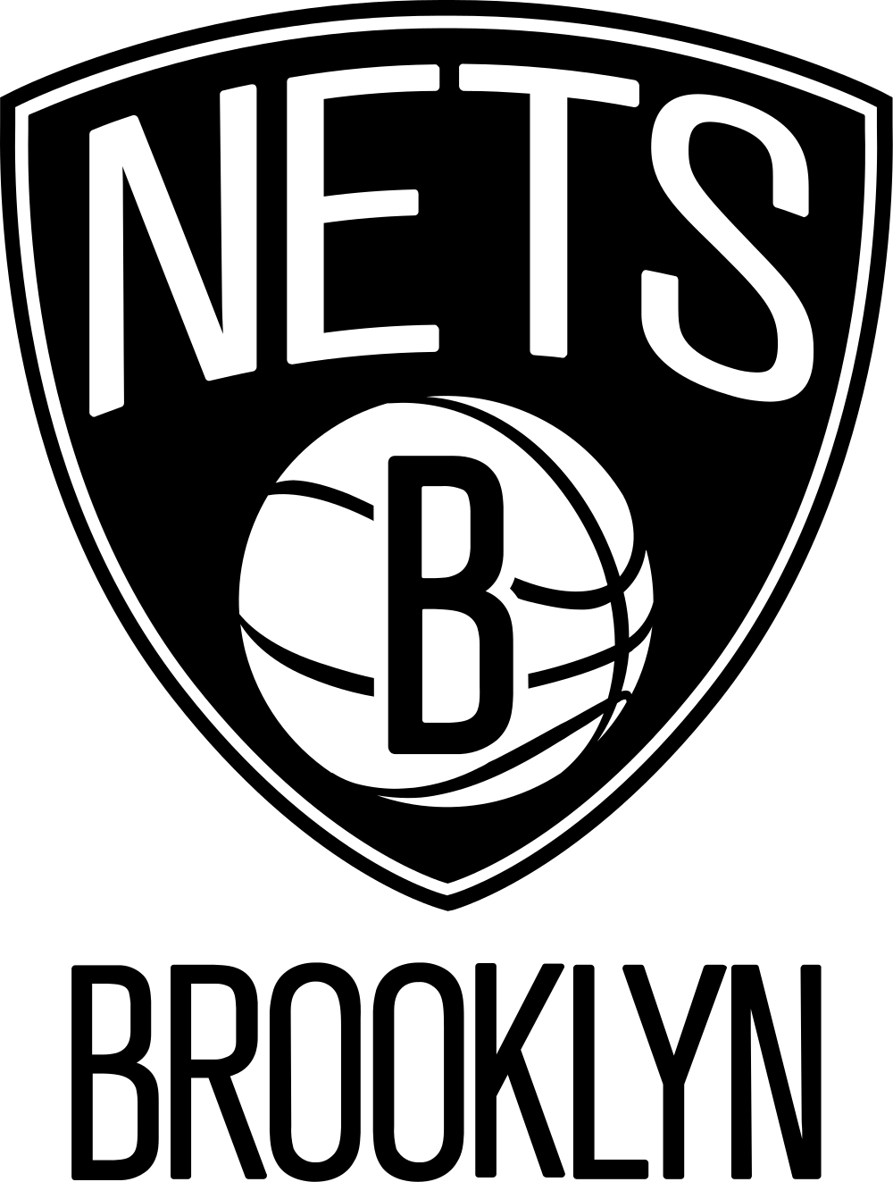 Open Hdpng.com  - Brooklyn Nets, Transparent background PNG HD thumbnail