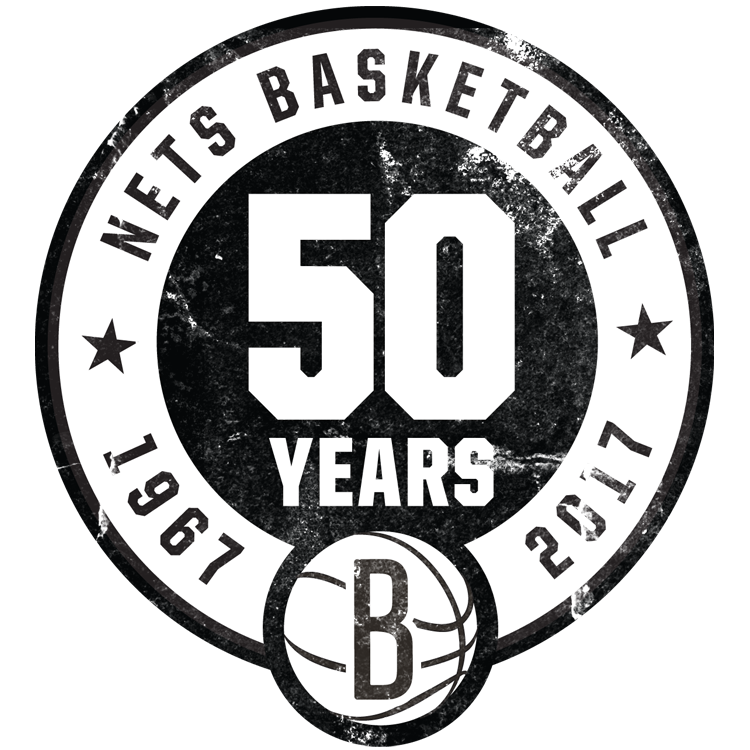 The 2016 17 Season Marks The 50Th Season In Nets Franchise History And The Fifth Since The Teamu0027S Move To Barclays Center In Brooklyn. - Brooklyn Nets, Transparent background PNG HD thumbnail