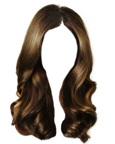 Png Hair 7 By Moonglowlilly On Deviantart   Hair   Pinterest   Hair Png And Clip Art - Brown Wig, Transparent background PNG HD thumbnail