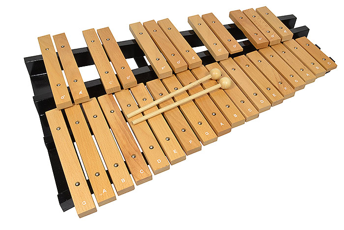 Bryce 30 Note Xylophone - Xylophone, Transparent background PNG HD thumbnail