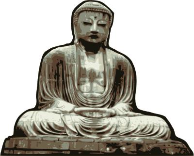 Buddha - Buddhism, Transparent background PNG HD thumbnail