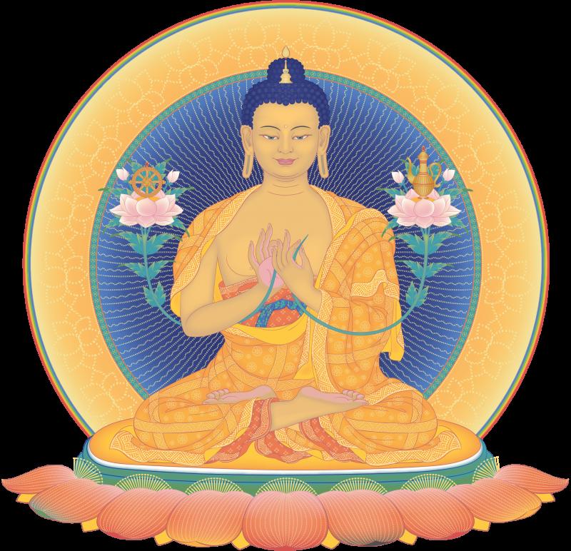Buddha Maitreya - Buddhism, Transparent background PNG HD thumbnail