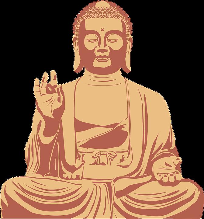Buddha, Religion, Buddhism, Meditation, Asia, Statue - Buddhism, Transparent background PNG HD thumbnail