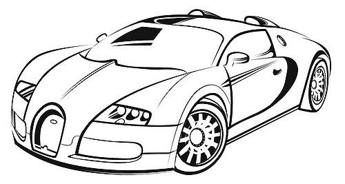 Bugatti Clipart Free Clip Art - Bugatti Vector, Transparent background PNG HD thumbnail