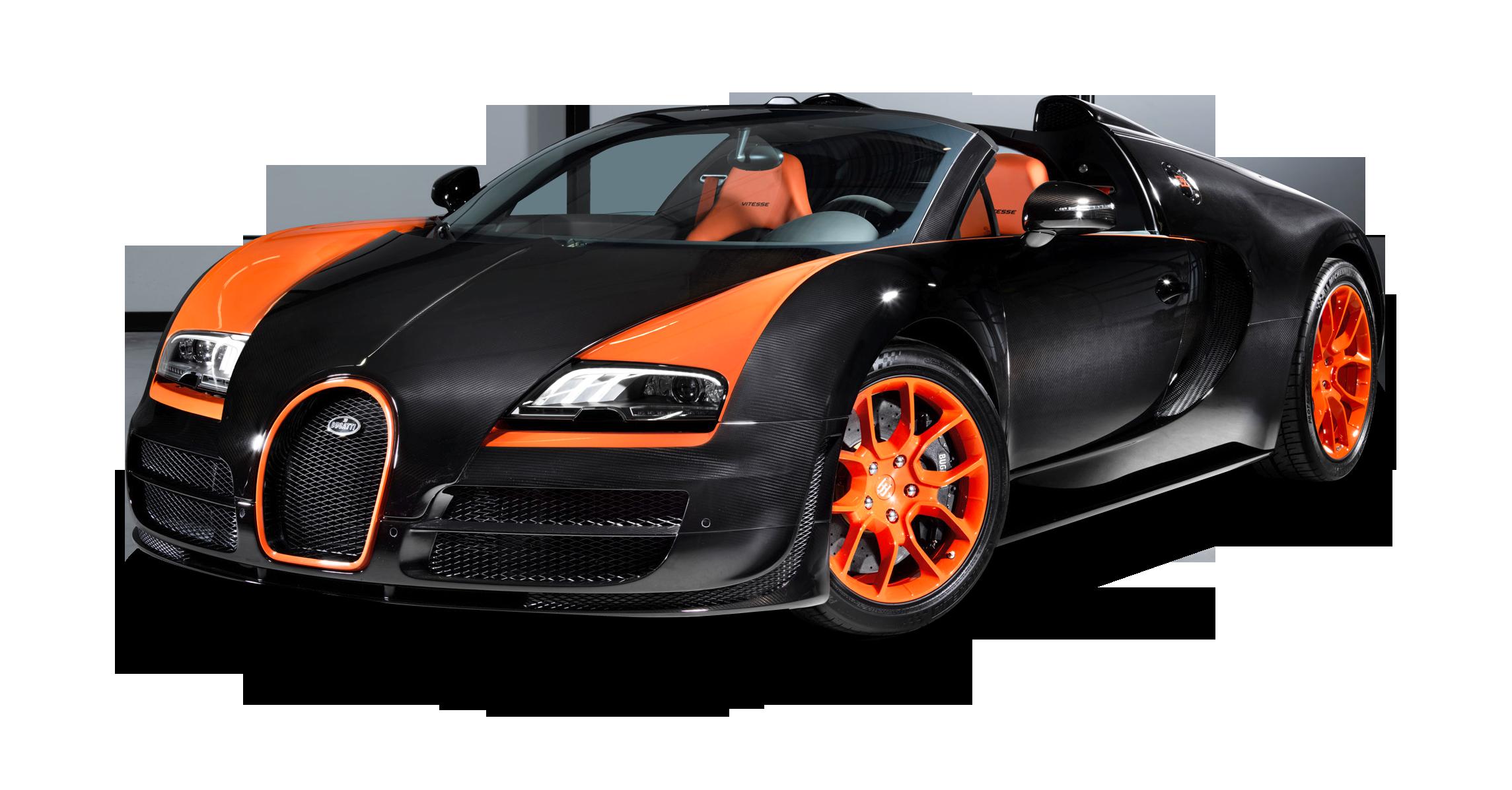 Bugatti Veyron PNG