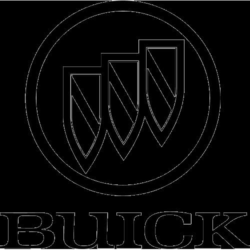 Buick Black Logo Png Hdpng.com 500 - Buick Black, Transparent background PNG HD thumbnail